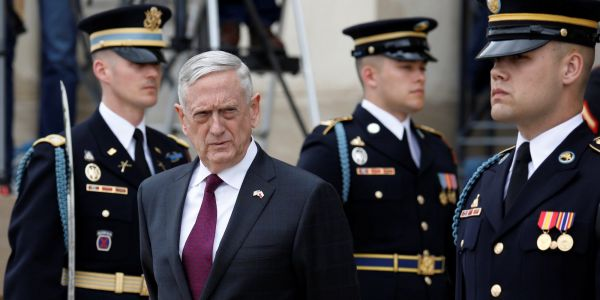Some US allies may not be 'freaking out' over Mattis' sudden exit