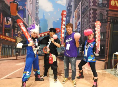 GungHo aims for broader audience with Ninjala bubble gum game