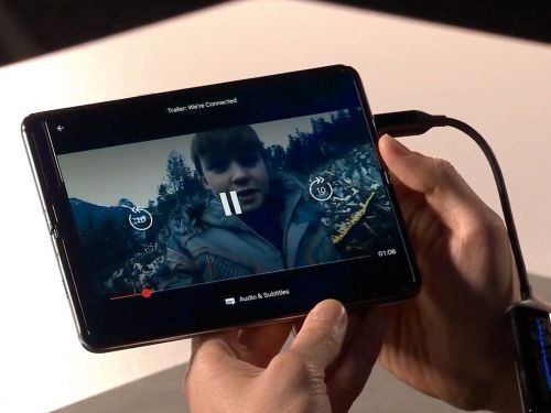 The $1,980 Galaxy Fold will launch in 2 months but Samsung doesn't seem ready to actually show it to anyone yet