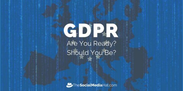 Should You Be Getting Ready For GDPR?