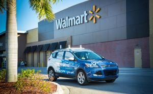 Walmart, Ford Motor team up to test driverless delivery technology