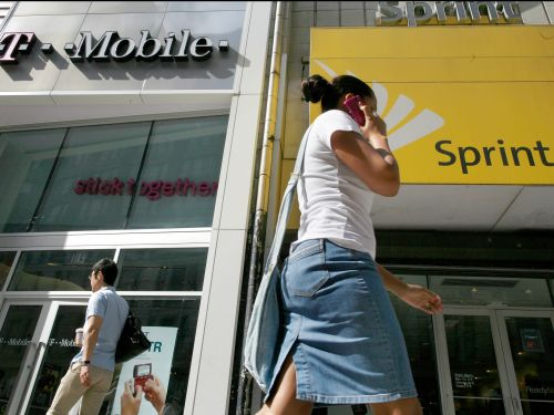 Sprint falls as its merger with T-Mobile is reportedly likely to blow past a second deadline