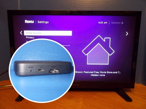 How to factory reset a Roku device