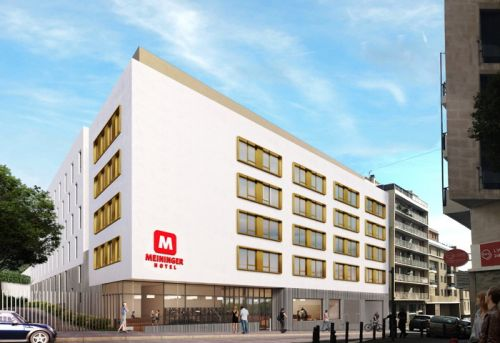 MEININGER Hotel Group Announces New Hotel in Marseille