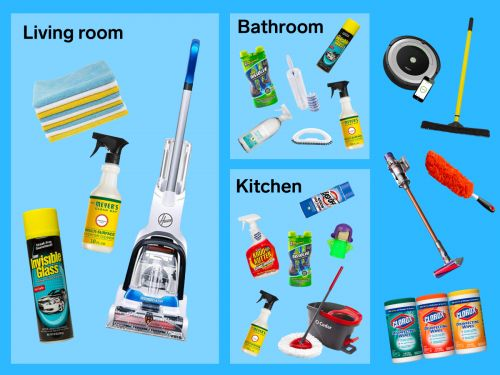 17 top-rated products to clean every room in your house