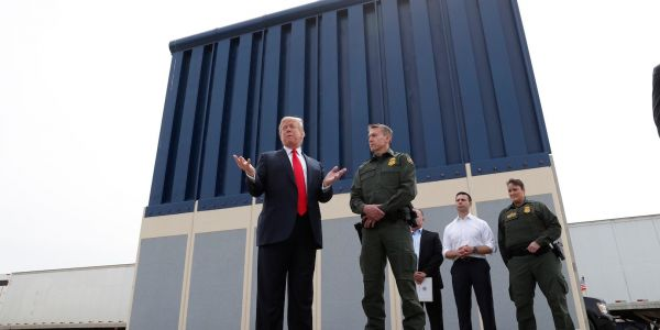 SHUTDOWN DAY 32: The government shutdown could end up costing more than the $5.7 billion Trump wants for the wall