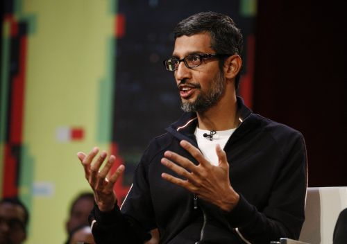 After one year of Trump, Google CEO Sundar Pichai sounds a lot different about immigration - and that might be a good thing