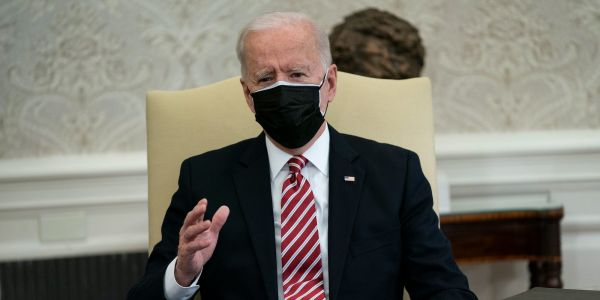 Biden supports making a temporary $3,000 payment to parents permanent in stimulus bill
