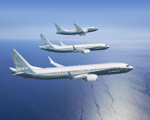 Millennials were scooping up Boeing's stock amid the 737 Max's turmoil