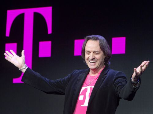 WeWork is reportedly in talks with T-Mobile head John Legere to be its CEO. Here's how he's led a massive turnaround of his wireless company