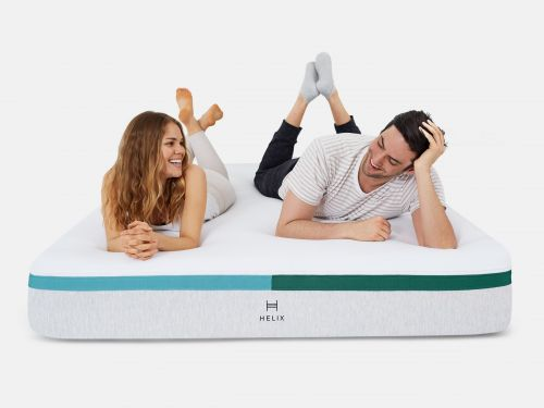 I customized a Helix mattress to meet my particular sleep needs - and at a lower price than other high-end foam mattresses