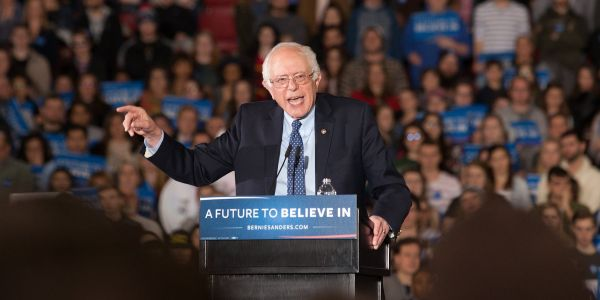 Bernie Sanders announces he's running for president again in 2020