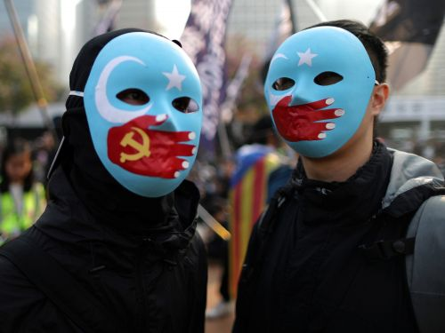 These Chinese firms were blacklisted for Uighur oppression. Now they want to sell COVID-19 surveillance tools to the West