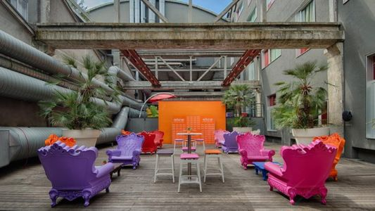 NH Hotel Group Adds Two Nhow Hotels in Belgium and Italy