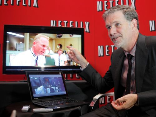Netflix has soared 50% since Christmas. Here's what Wall Street is saying about the stock ahead of Thursday's earnings