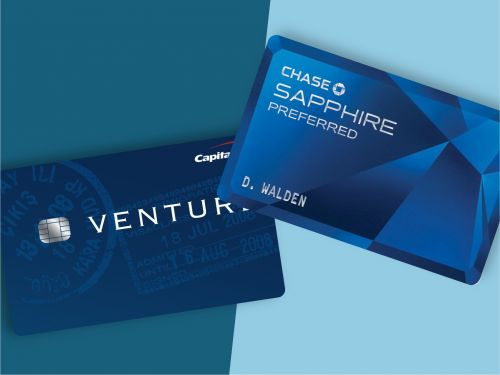 Chase Sapphire Preferred vs. Capital One Venture - we compared the travel-rewards credit cards and named a winner