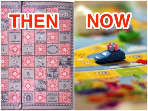 23 vintage photos of board games that will make you nostalgic