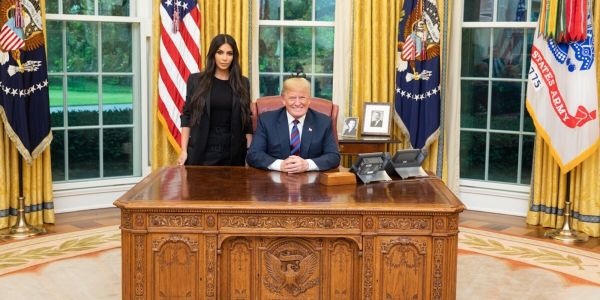 9 celebrities who visited Trump in the White House in 2018