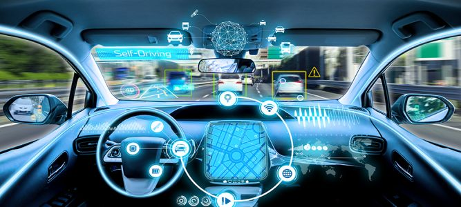 Connected Vehicles Raise Cybersecurity Concerns