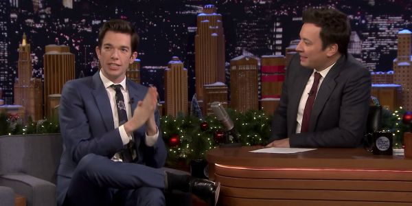 John Mulaney tells the hilarious story of the time he took Pete Davidson to a Steely Dan concert