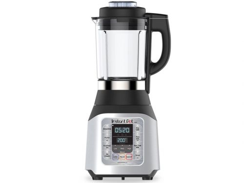 Instant Pot came out with a blender that can also cook and puree soups - I put it to the test
