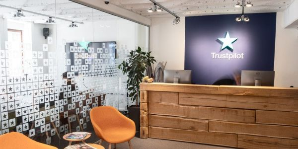 Reviews company Trustpilot plans to raise $50 million in a London IPO - handing the UK capital a tech listing