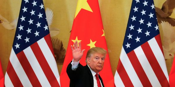 Trump's top economic advisers are embarking on a trip that could make or break the US-China trade fight