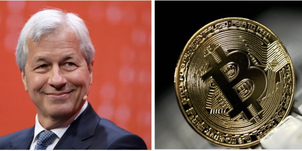 JPMorgan's CEO Jamie Dimon said he doesn't support bitcoin, criticized regulation of small businesses, and talked up the US economy in a new interview. Here are the 8 best quotes