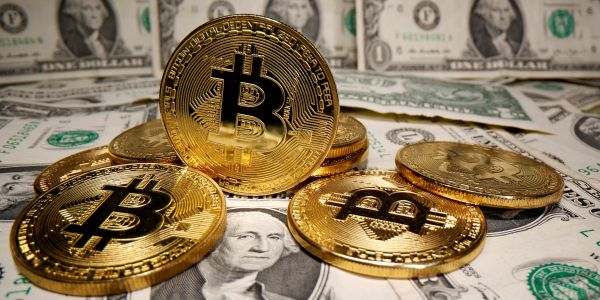 Bitcoin edges lower for its worst weekly performance in over a month as as cryptocurrencies struggle to recover from heavy sell-off