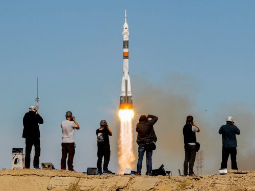 'Our toehold in space is at extreme risk': Russia's rocket failure has thrown astronaut access to the International Space Station into limbo
