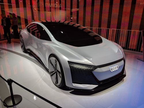 The best car we saw at CES 2019