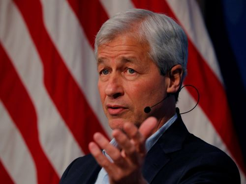JPMorgan's Jamie Dimon dings Facebook's cryptocurrency Libra, saying it will never happen