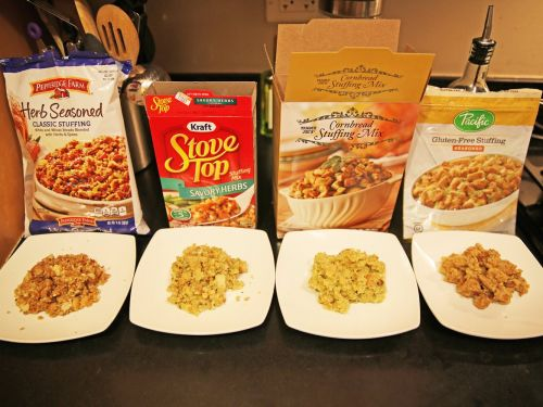 We tried four brands of stuffing and found the only one worth buying
