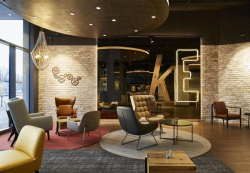 Hotel Indigo Berlin East Side Gallery Opens As Brand's 100th Hotel
