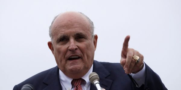 Giuliani: 'The American people would revolt' if Trump is impeached