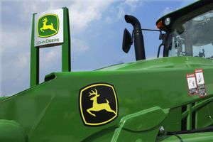 Deere hit by tax changes, but tops expectations all around