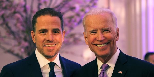 Aides reportedly tried to anticipate the fallout from Biden's son's dealings in Ukraine back in 2014, but were shut down because he was consumed by grief