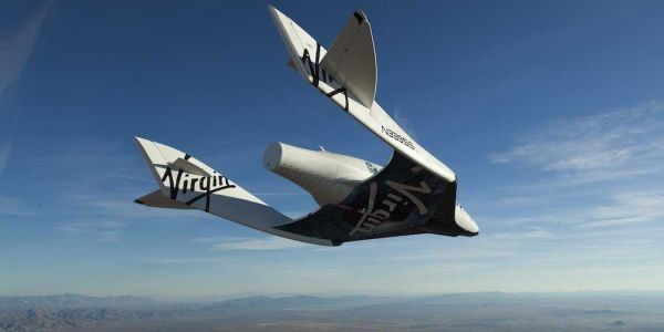 Virgin Galactic is 'overdue' for a correction after surging 223% in a few months, Morgan Stanley says