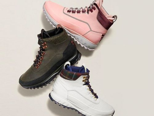 Cole Haan combines the best of winter style and function in this $200 all-terrain, waterproof hiker boot