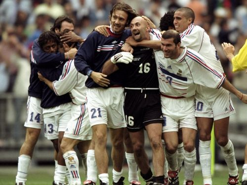 WHERE ARE THEY Now? The 1998 World Cup Winning France Team