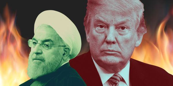 Trump drops the sanctions hammer on Iran - but Putin could come to Tehran's rescue