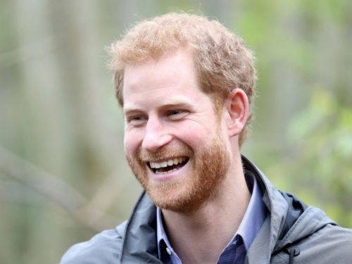 Prince Harry ran into his ex and his reaction was so relatable