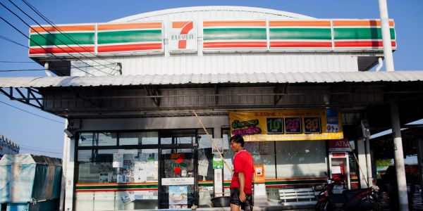 7-Eleven is bringing facial-recognition technology pioneered China to its 11,000 stores in Thailand