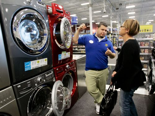 Experts say these are the best places to buy appliances - and it's not looking good for Sears