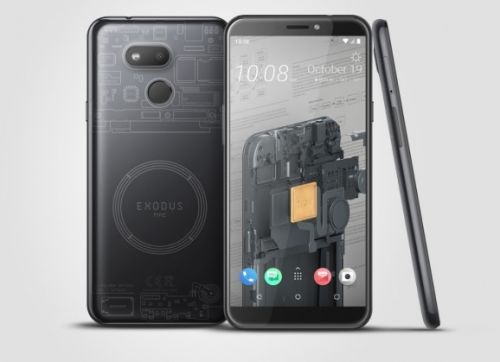 HTC launches Exodus 1s smartphone with built-in Bitcoin wallet in Europe