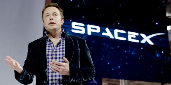 A secretive SpaceX investor has scored a 75% stock gain in the past 3 weeks