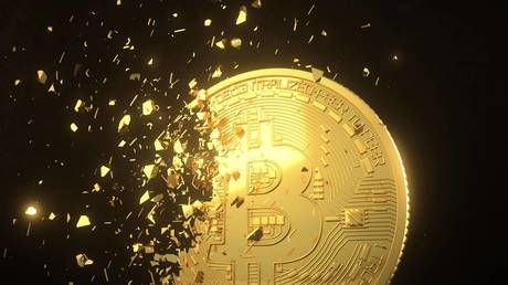 Bye-bye bitcoin rally? Cryptocurrency slumps by 20 percent in worst week in almost a year