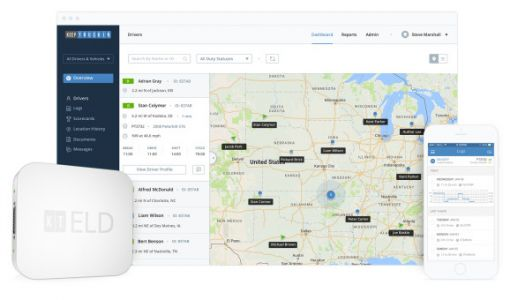 KeepTruckin raises $149 million for its fleet management and automation platform