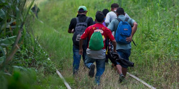 Mexico is offering temporary IDs and jobs to asylum-seeking migrants to convince them to stay in the country