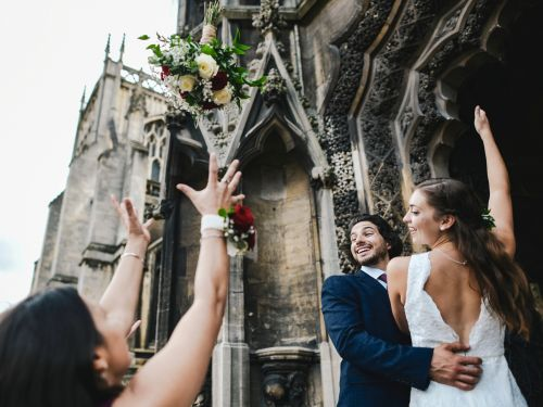 6 wedding traditions that are on their way out